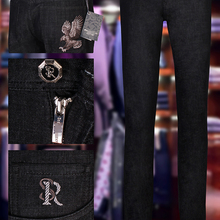 BILLIONAIRE Jeans men 2020 summer Thin new Cowhide Fashion c