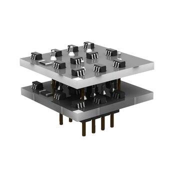 Sx22B Dual Discrete Op Amp Chip Module Hifi Audio Preamp Board Cross-Wire Current
