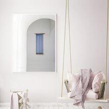 Картина на холсте в нордическом современном стиле для окон специальные