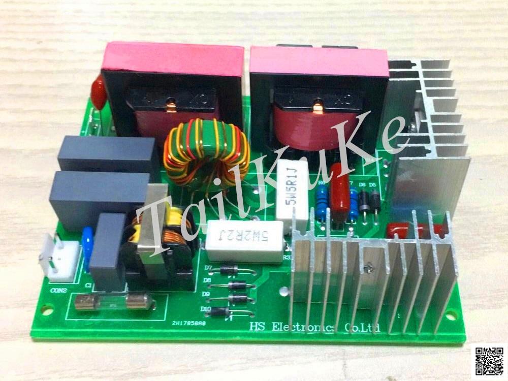 LUI Ultrasonic Cleaning Machine Driver Board Ultrasonic Power Generator Circuit Board PCB Main Board 120W