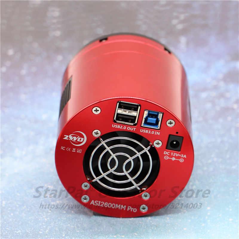 【Spot sale】 ZWO ASI2600MM Pro (mono) астрономическая камера ASI 2600 MM ASI2600 MM ASI2600MMPRO 2600 ZWO ASI ZWO