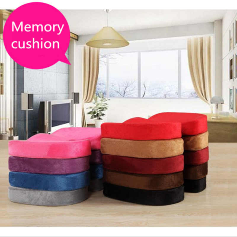 2019 модный бренд, новинка, хит продаж, сиденье из пены памяти, хлопковая подушка для офисного кресла, подушки, дышащие, прикладочные щеки, 3 цвета