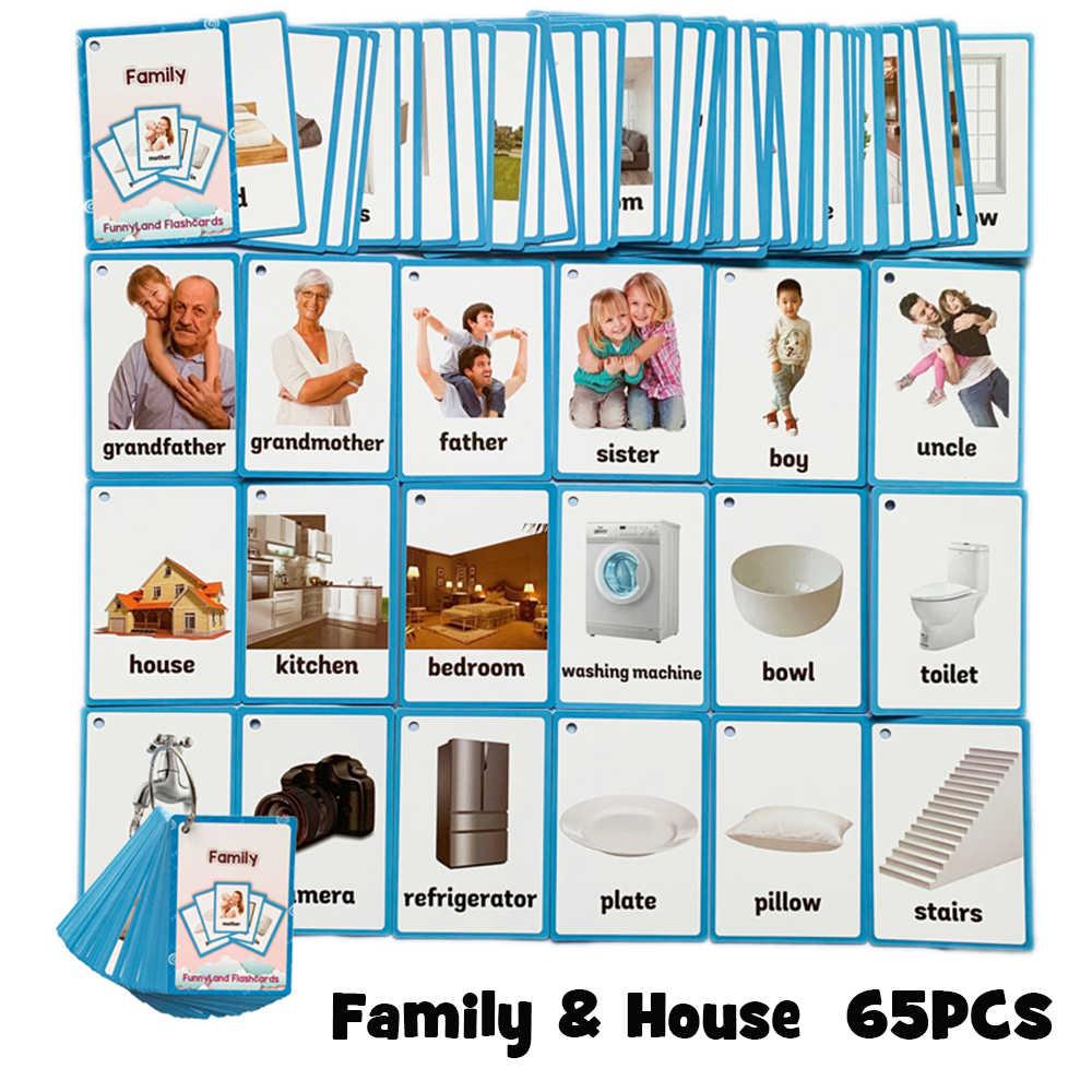 26 categorías, 760 tarjetas para niños, cartas de papel para aprender inglés, cartas de papel para niños, juguetes educativos para niños, juguetes de Aprendizaje Temprano