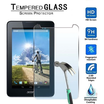 For Acer Iconia Tab 7 A1-713 7-9H Premium Tablet Tempered Glass Screen Protector Film Protector Guard Cover westrock battery 30107108 4600mah for acer acer a1 840 131u a1 840fhd 10g2 iconia a1 840fhd 197c iconia a1 840