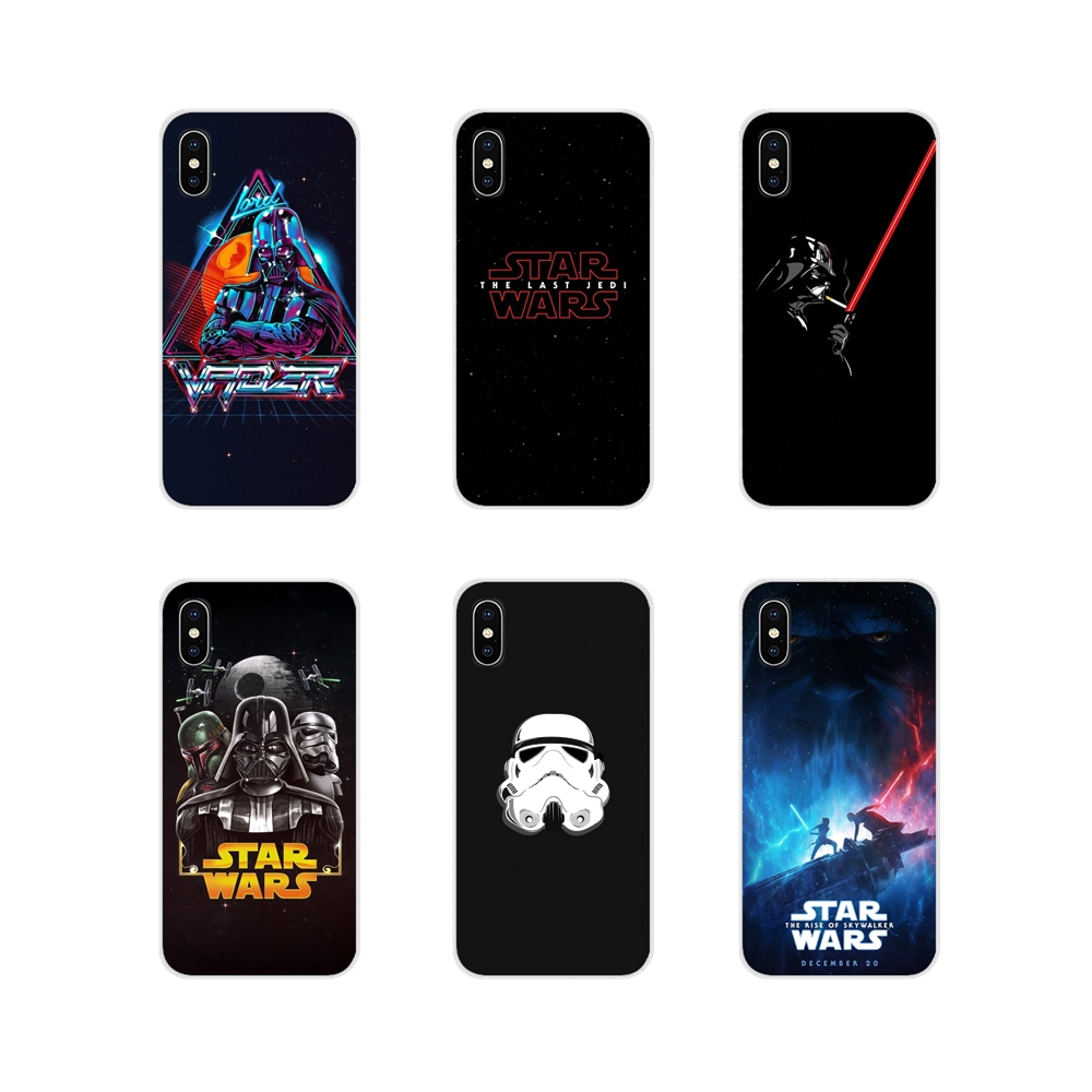 <font><b>Star</b></font> <font><b>Wars</b></font> Accessories Phone Shell <font><b>Covers</b></font> For <font><b>Xiaomi</b></font> <font><b>Redmi</b></font> <font><b>Note</b></font> 3 4 5 <font><b>6</b></font> 7 8 <font><b>Pro</b></font> Mi Max Mix 2 3 2S Pocophone F1 image