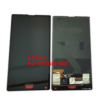 For Doogee Mix Lcd Display Sensor Touch Screen Panel Glass Replacement Digitizer Assembly Complete (NOT Doogee Mix Lite)