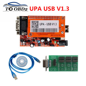 Высокое качество UUSP UPA-USB UPA USB Серийный программист V1.3 совместим со STMicroelectronics, для Motorola, Microchip, EEPROMs