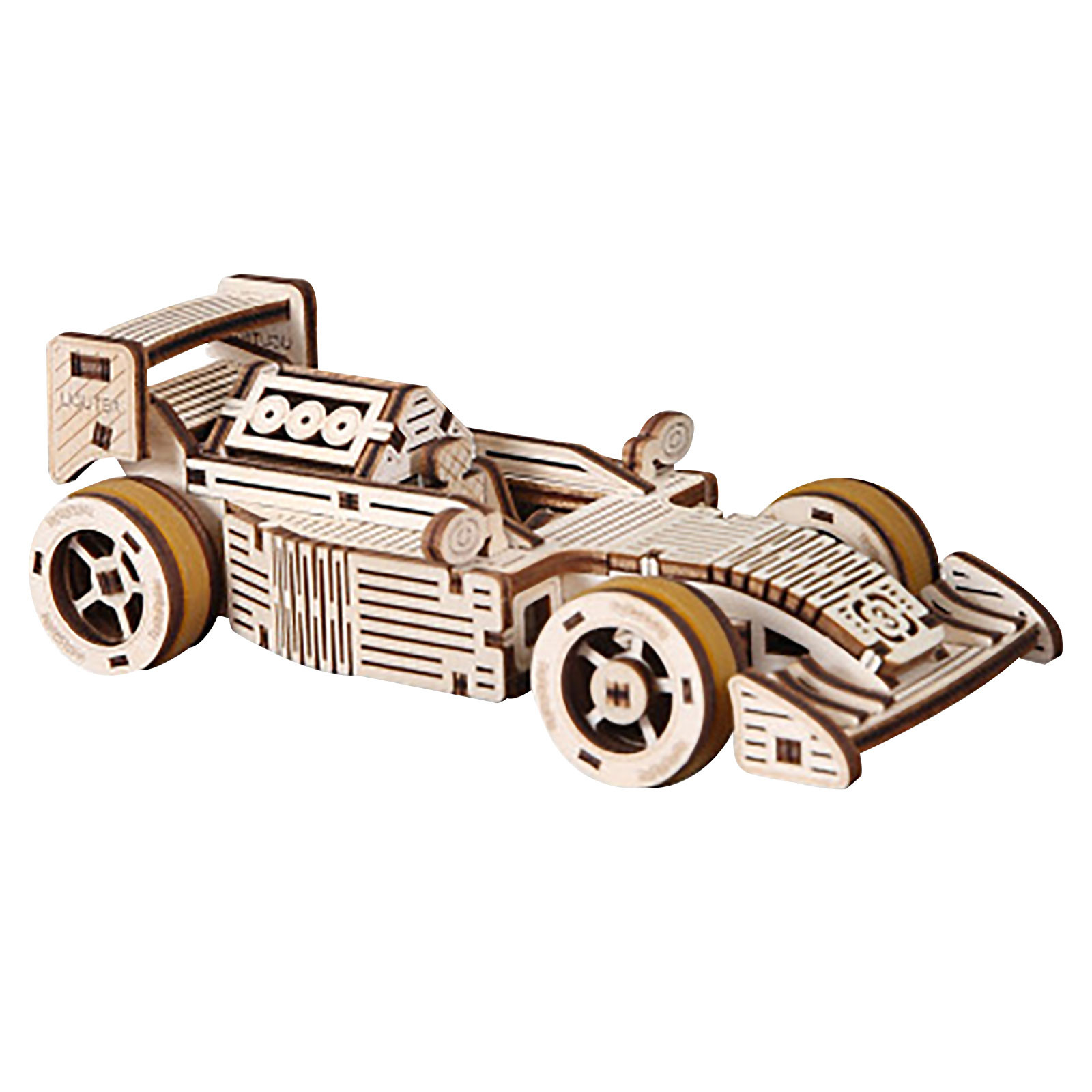 2020 DIY Manual Splicing Model Of 3D Children's Wooden Mechanical Transmission Puzzle Wooden Splicing Toys F Fast Ship 13