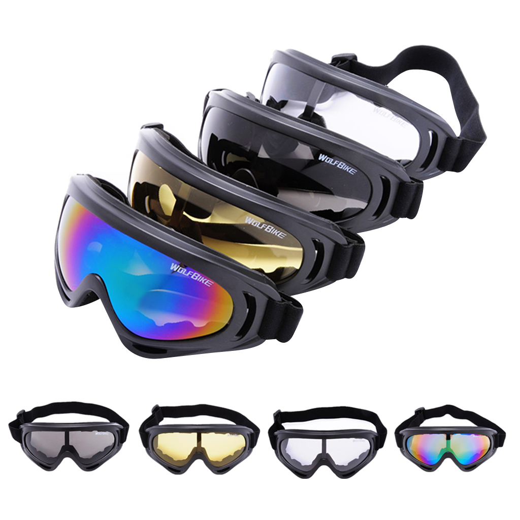 Ski Snow Snowboard Goggles Anti-fog Ski Mask Glasses Off-Road Cycling Goggle Skiing Eyewear Ski Goggles