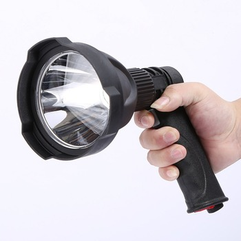 Portable Handheld Powerful LED Flashlight Torch Spotlight Lantern Searchlight Spot Beam For Campe Hunting Daily Camping Olight