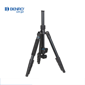 Image 5 - Benro IT25 SLR Camera Tripod For SONY Canon Nikon Flexible Aluminium Alloy Tripod Portable Bracket Professional Tripod Head Set