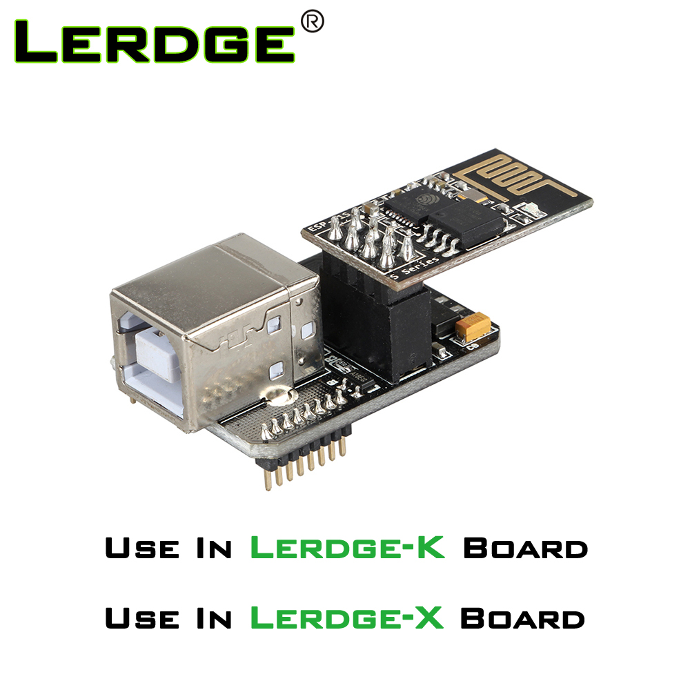 Lerdge-X Lerdge K 3D Printer Motherboard USB Link Module Computer Online Module WIFI Control Modules Function Extensible Parts