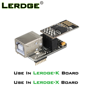 Lerdge-X Lerdge K 3D Printer Motherboard USB Link Module Computer Online Module WIFI Control Modules Function Extensible parts(China)