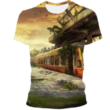 New Products For Men, Women, Kids, T-shirts, Summer Eiffel Tower, Beautiful Scenery, Natural Scenery, Cities, Roads, Railways. I