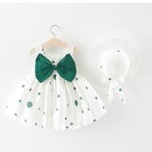 Cute Newborn Infant Kid Baby Girl 0-3T Princess Dress Party