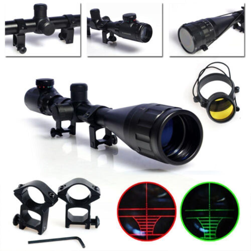 Sniper 6-24x50 aoe riflescope jacht hoge kwaliteit