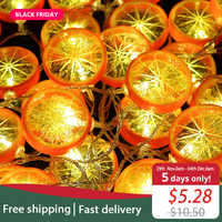 JSEX LED Fairy Lights String Light Garland Valentine's Day Gift Home New Year Indoor Outdoor Tree Decoration Battery Powered