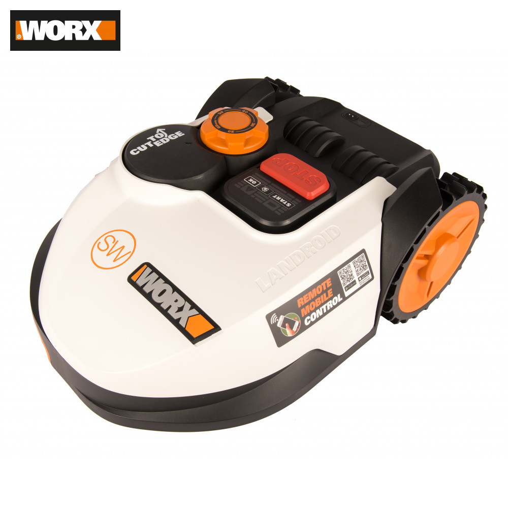 Robot Mowers Worx WR100SI Tools ...