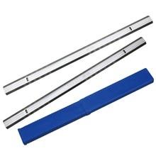 Coltello 319x18.2x3.2mm della pialla di spessore delle lame della pialla di HSS per Ryobi ETP1531AK JET JWP 12 GMC MA1931 CT 340 COBRA