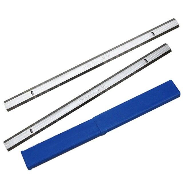HSS פלנר להבי עובי פלנר סכין 319x18.2x3.2mm עבור Ryobi ETP1531AK JET JWP 12 GMC MA1931 CT 340 קוברה