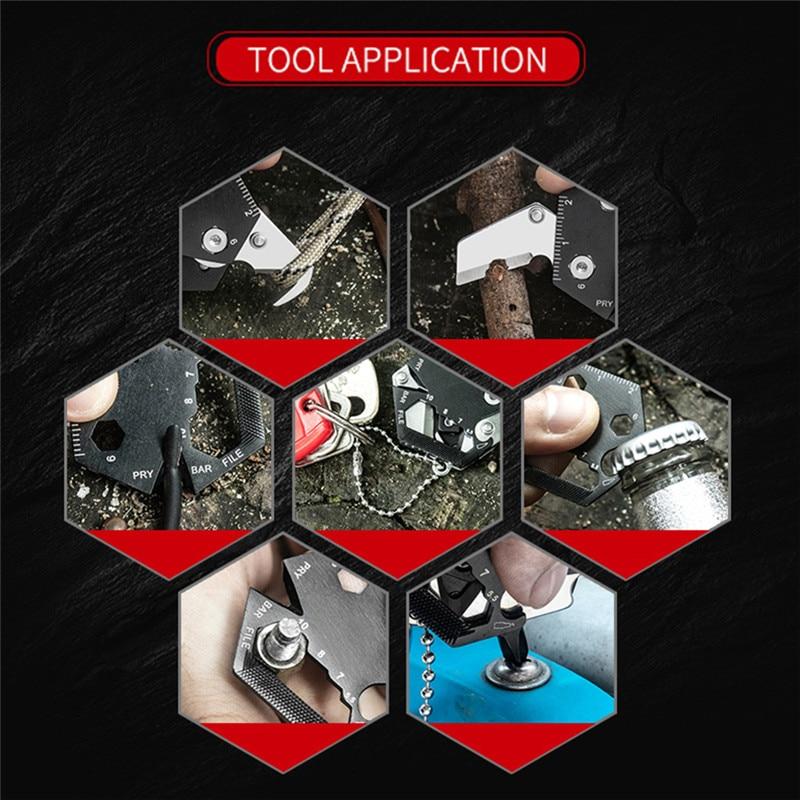 Muddy Hunting Pocket Folding Knife Multitool 3