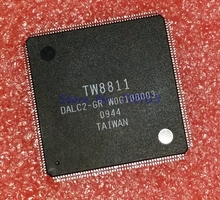 5 개/몫 TW8811 DALC2 GR TW8811 QFP 208