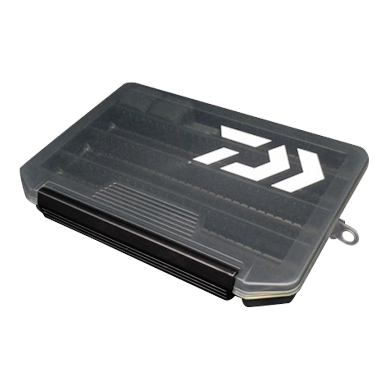 Fly Fishing Accessories Tackle Lure Bait Storage Box Waterproof Parts Plastic Insert Piece Accept Gear Articles Carp Kits Black Fishing Tackle Boxes     - title=