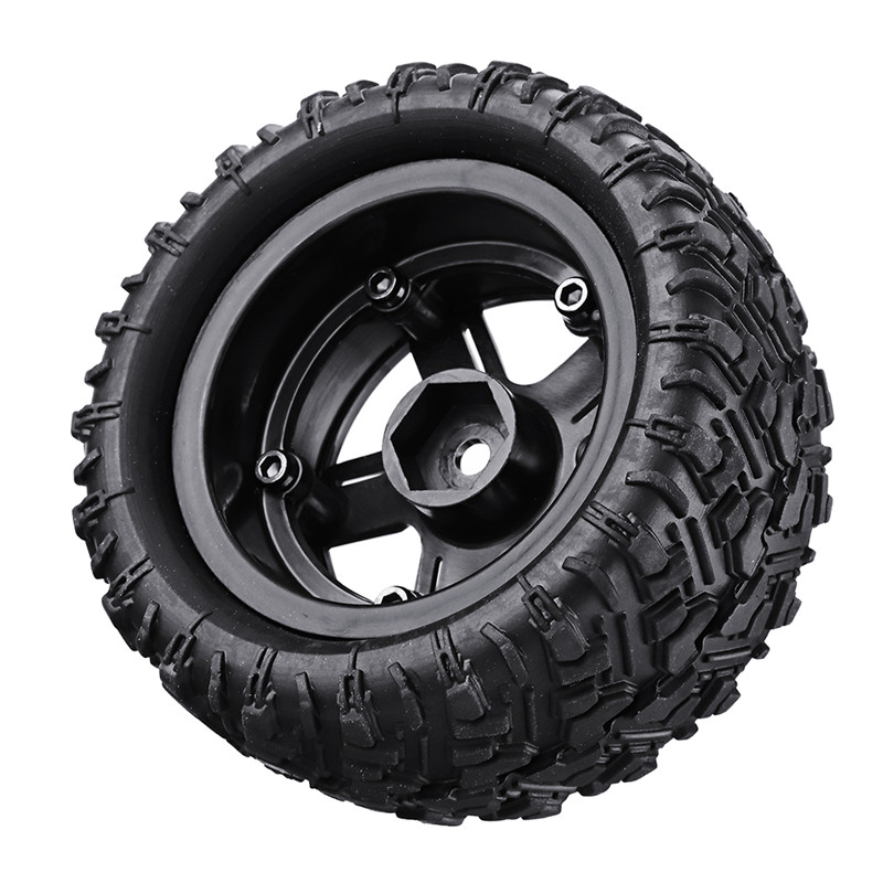 Remo P6973 Rubber RC Car Tires 2pcs For 1621 1625 1631 1635 1651 1655 RC Vehicle Tires RC Car Part