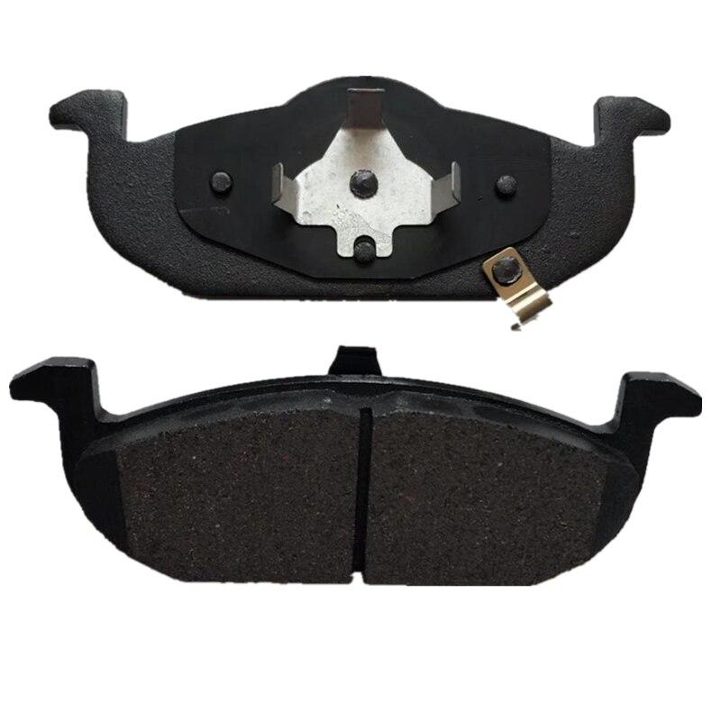 Plaquettes de frein avant set auto voiture PAD KIT-FR frein à disque pour chinois SAIC MG3 MG5 ROEWE 350 - 5