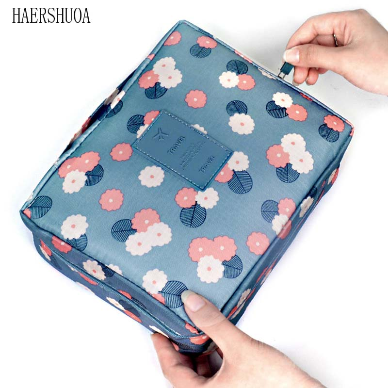 Waterproof Travel Cosmetic Bag, Travel Essential Female Bag Cosmetic Bag, Storage Storage Bag, Flamingo Bag Storage Cosmetic Bag