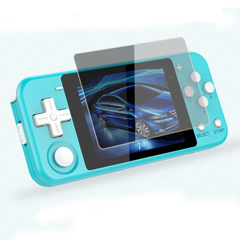 POWKIDDY Q90, Retro Game Console, 3 inch IPS screen Open Dual System Handheld, Video Game Handheld