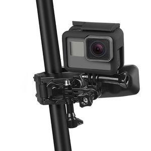 Image 2 - Tragbare Jaws Flex Klemm Halterung für GoPro Hero 7/6/5/4/5/3/2/1 Xiaomi Yi 4k SJCAM SJ4000 M10 C30 H9 H9r Action kamera Zubehör