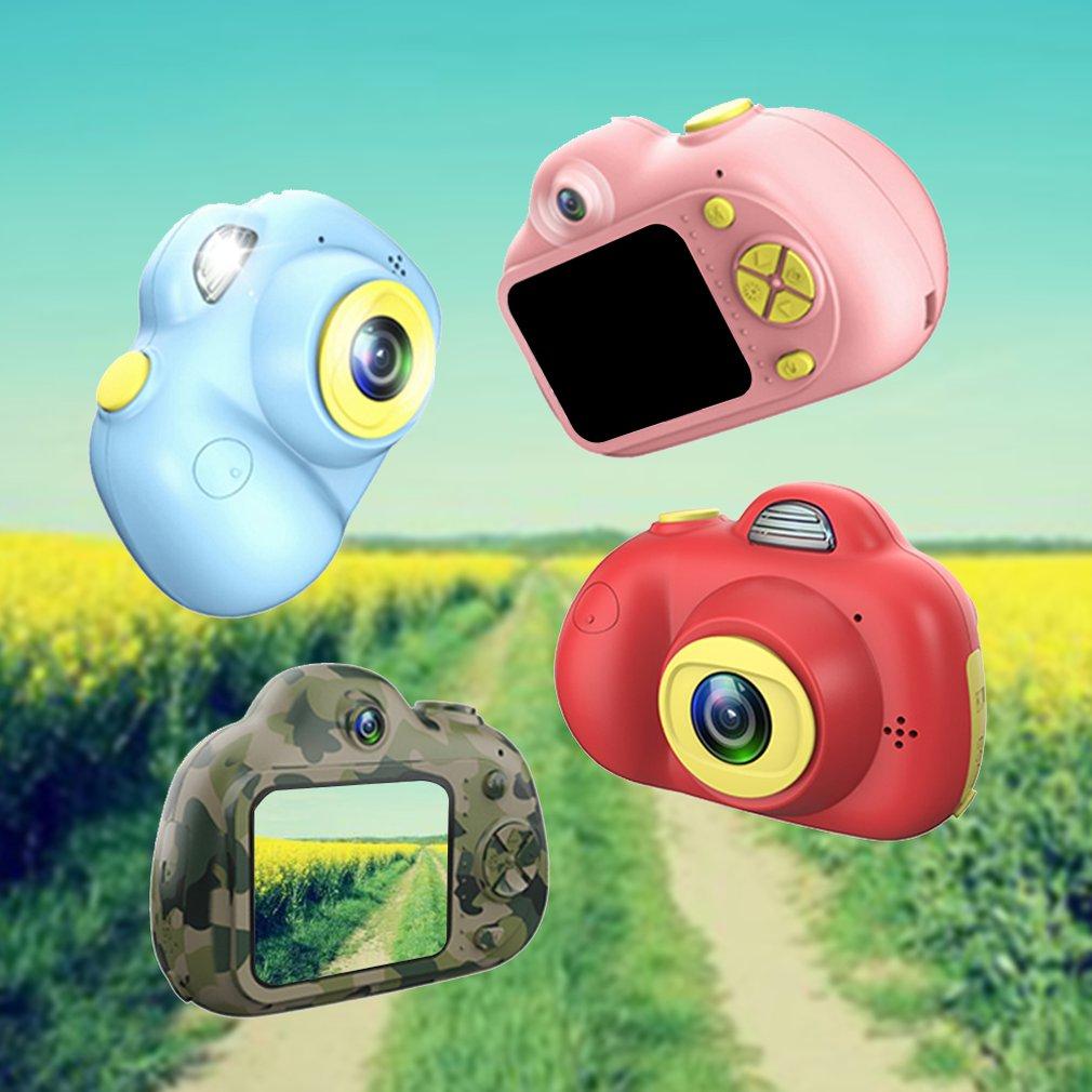 Appareil Photo Mini appareil Photo numérique photographie Prop décoration Cool enfants appareil Photo pour enfants cadeaux d'anniversaire jouet éducatif - 2