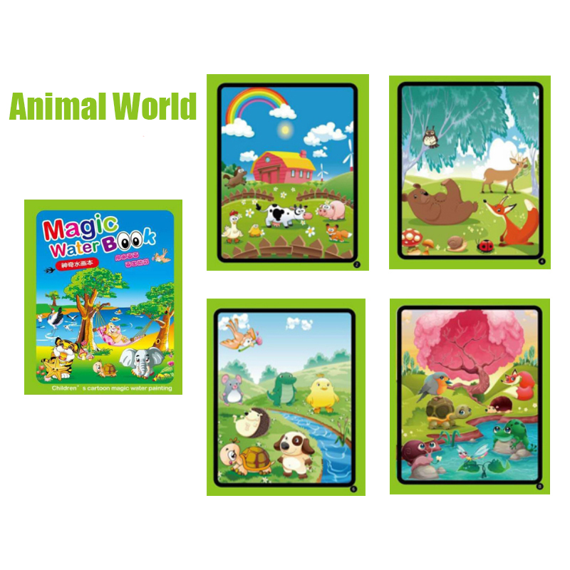 A Animal world