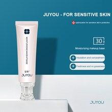 JUYOU(Zhanyan) Hengcai Moisturizing Cream Repair Sensitive Skin Special Makeup Primer Primer Concealer Moisturizing