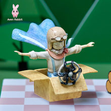 Blind-Box-Toys Guess-Bag Figures Anime Cute Pi Ciega Model Series Caja Sigh Birthday-Gift