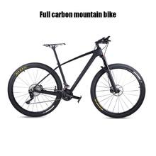 2020 New full Mountain Bike New Carbon Fiber Mountain Bike 33s 30s 22s 11s single Speed 29