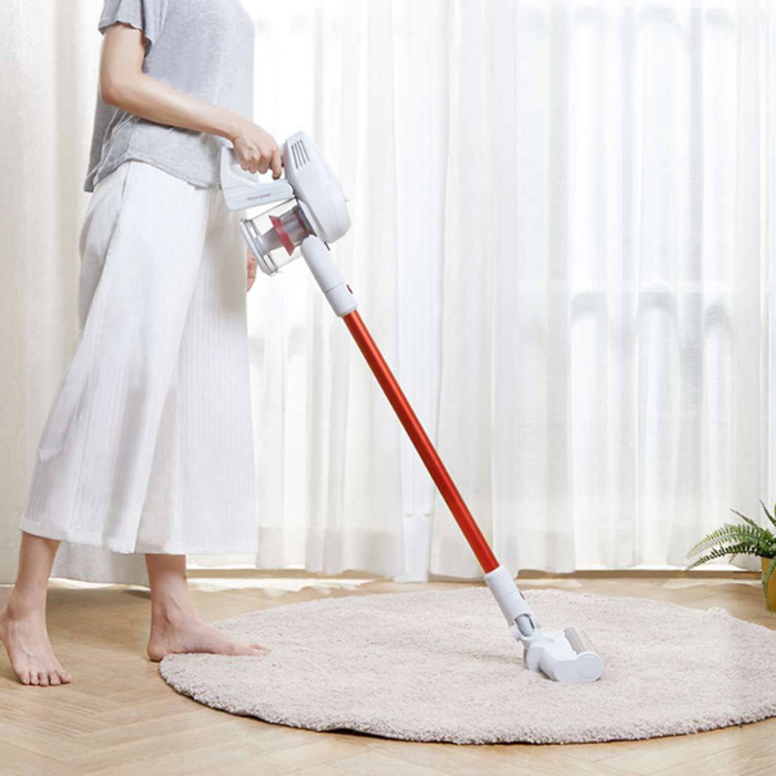 Vacuum-Cleaner Carpet Sweep Xiaomi Wireless Handheld For Home Portable Dust-Collector