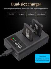 EN-EL10 Batterie ENEL10 Li-40B Li 40B Li-42B Li 42B Caméra Batterie + LCD USB Chargeur Pour EN-EL10 U700 U710 FE230 FE340 FE290 FE360