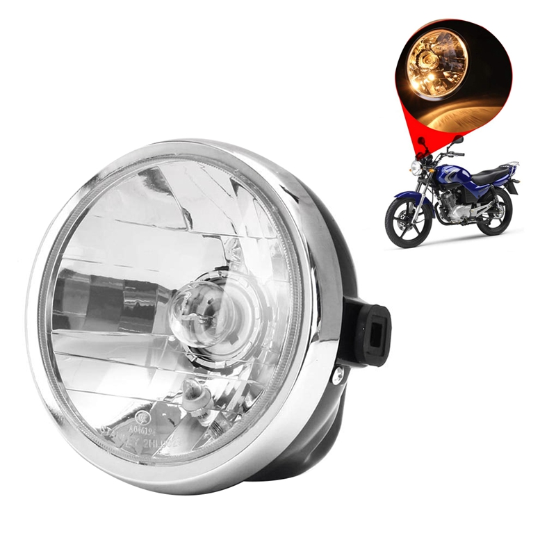 Motorcycle Headlight Bulb Halogen Headlight For Yamaha YBR 125