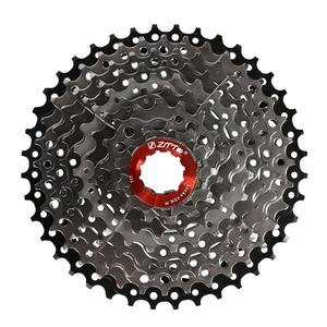ZTTO 9 Speed 11-40T MTB Bike Freewheel Bicycle Flywheel Cog Cassette Metal Thread Sprocket Cycling Parts Accessories