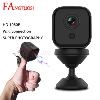 FANGTUOSI A11 ip wifi mini camera HD 1080P wireless ip night vision DVR DV small camcorder micro video Cam Support up to 128GB