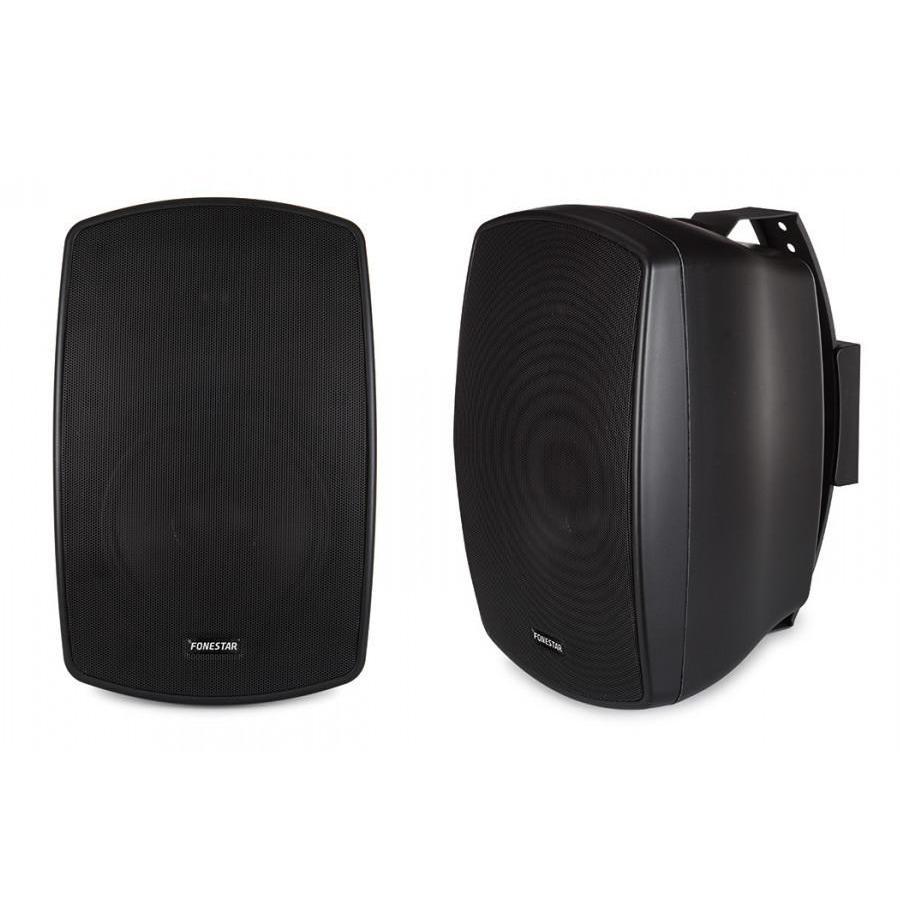 Boxes Acoustic 8in 120wmax Couple Black Ellipse-8