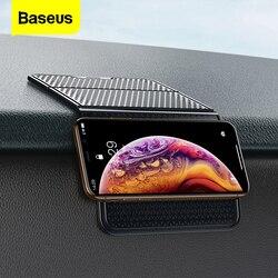 Baseus Universal Car Anti Slip Mat For Car Dashboard Auto Multi-Function Phone Coins Gel Sticky Pad Non Slip Mats Car Gadget