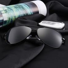 Mens Sunglasses Brand Designer Pilot Polarized Male Sun Glasses Eyeglasses For Men