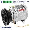 10PA15C AC компрессор для Car1994-2000 Mitsubishi Pajero 19192850 MR149363 14-3111C CO 11028C CO 11028JC 11167306 67306 638808
