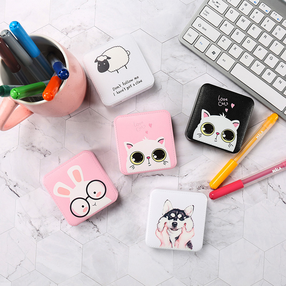 Image 4 - LEMFO Mini Power Bank 10000mah Cute Powerbank 10000 Mah Portable Charger Trust Bank External Battery For Xiaomi Iphone-in Power Bank from Cellphones & Telecommunications
