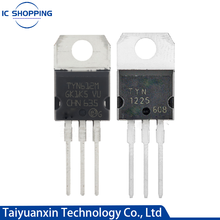 10 sztuk jednokierunkowy SCR tyrystory TYN412 TYN610 TYN612 TYN616 TYN625 TYN640 TYN812 TYN825 TYN1225 TO220