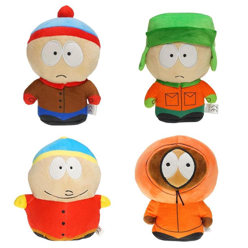 "NEW 7/"" South Park Plush Soft toys KENNY soft toy Gift"