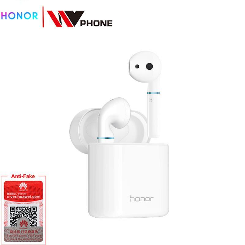 Honor Flypods pro sans fil étanche dynamique écouteur Charge sans fil avec micro musique toucher Double robinet contrôle